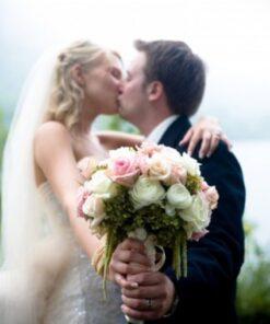 Register & Bridal Bouquet